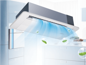 黄岛日立中央空调厨房新风系统